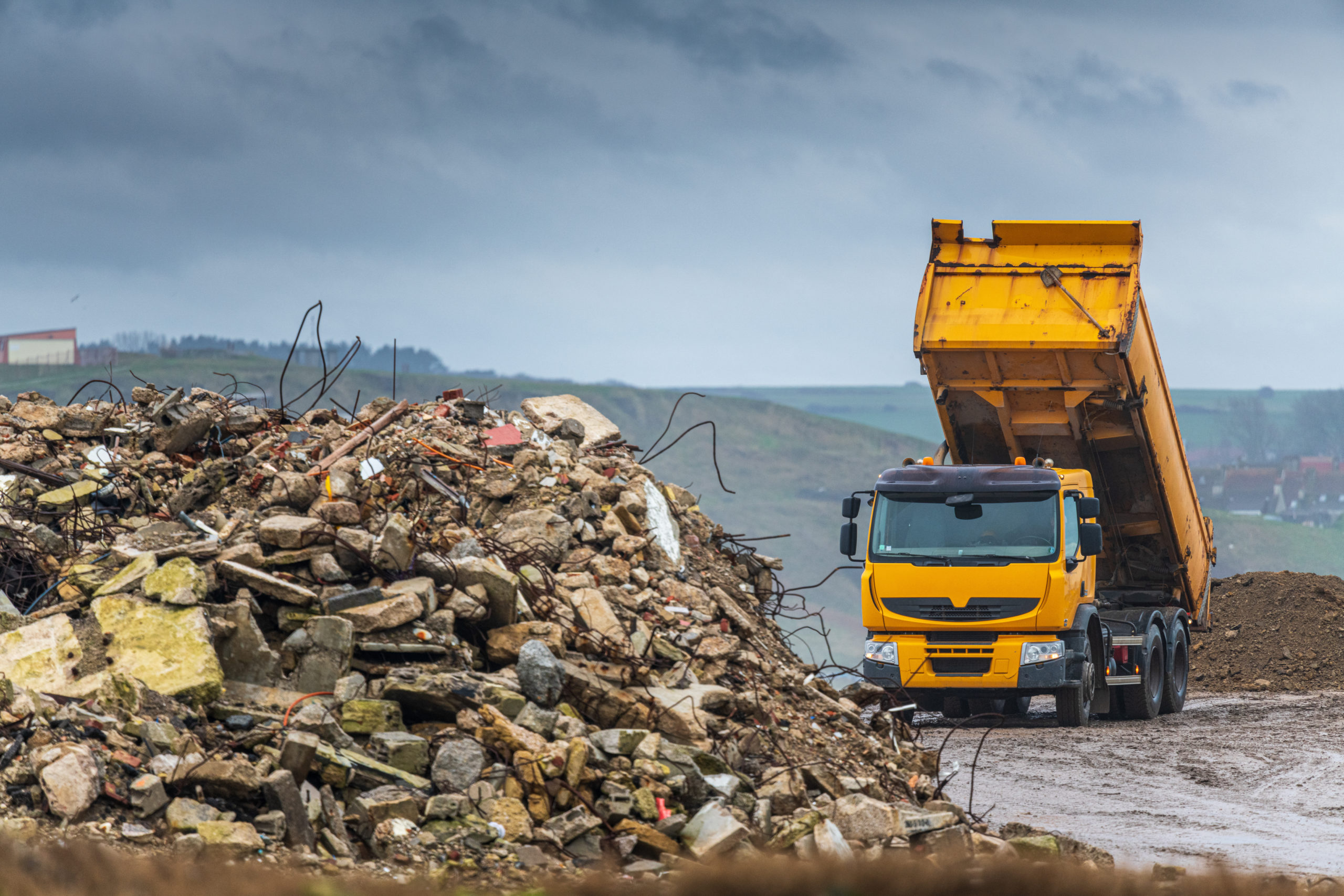 産業廃棄物収集運搬業の許可申請